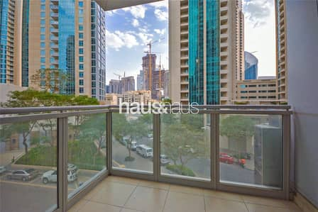 Unfurnished | 1 Bed | Boulevard Views