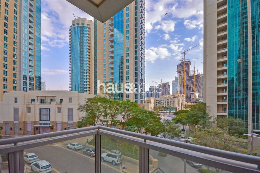 10 Unfurnished | 1 Bed | Boulevard Views