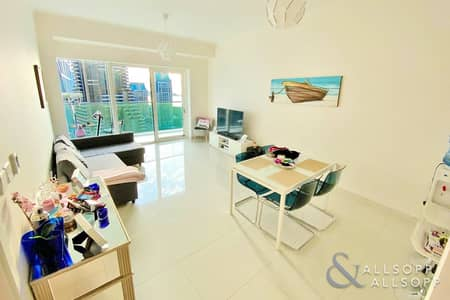 1 Bedroom Apartment for Sale in Dubai Marina, Dubai - Sea And Marina Views | Rented | One Bed