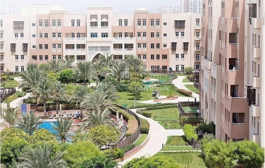 10 Affordable 2 Bed Gated Community in Al Furjan