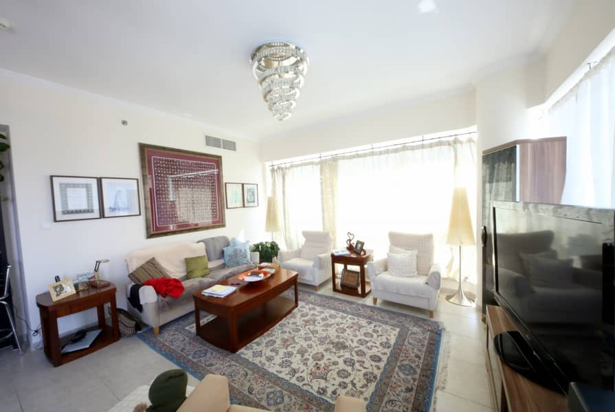 40 Two Bed with Study with Full Marina View
