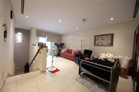تاون هاوس 2 غرفة نوم للبيع في مثلث قرية الجميرا (JVT)، دبي - Only Townhouse with Front Open Space in JVT