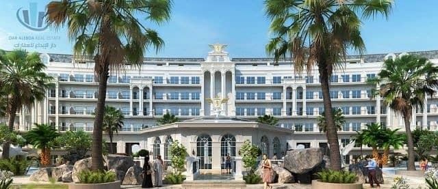 استوديو  للبيع في أرجان، دبي - Own a luxury apartment   installments   facilities