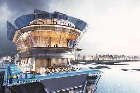 شقة 1 غرفة نوم للبيع في نخلة جميرا، دبي - Palm Tower Residences I