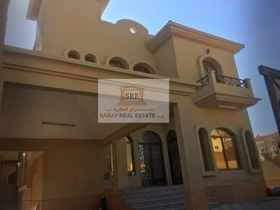 5 Bedroom Villa for Rent in Al Mowaihat, Ajman - Brand New villa for rent in Ajman for any nationlity