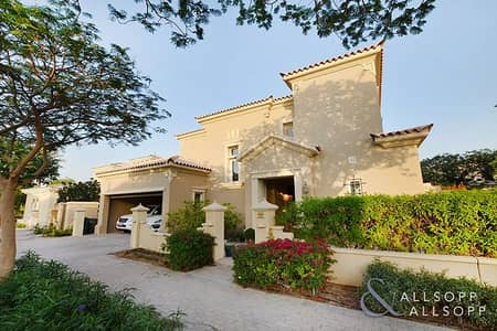 فیلا 4 غرف نوم للبيع في المرابع العربية، دبي - EXCLUSIVE | Extended | 4 Beds | Near Pool
