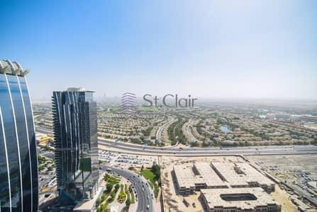 فلیٹ 3 غرف نوم للبيع في أبراج بحيرات الجميرا، دبي - Huge Size En Suit 3BR+Maids I High Floor