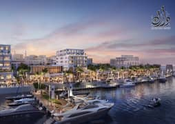 unbeatable chance, Own your apartment with the only waterfront in the middle of Sharjah!!!