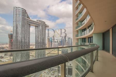 2 Bedroom Flat for Rent in Downtown Dubai, Dubai - Modern | Sea View | Excellent Condition