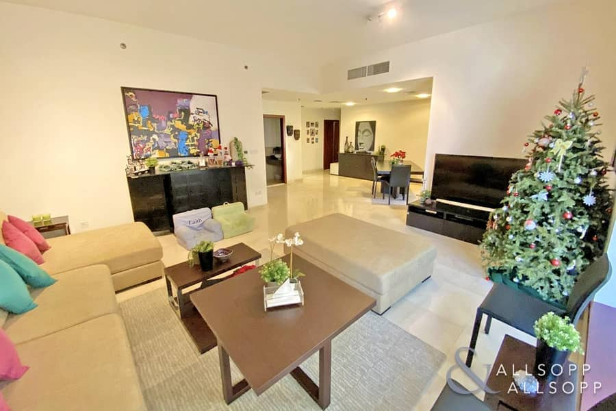 2 Shams 1 | Large Upgraded 3 Bedroom | Vacant
