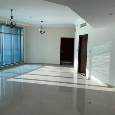 2 Bedroom Flat for Sale in Corniche Ajman, Ajman - Your apartment in the sea waves owns 5% down payment and 15% off the total price