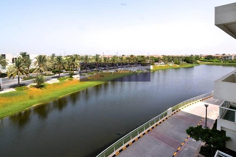 Full Lake View | DLD fee Waived | No Brokerage