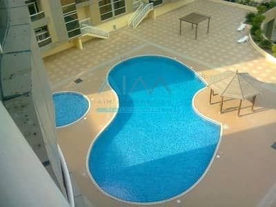 SPACIOUS POOL FACING 1BHK+POOL+GYM+PARKING