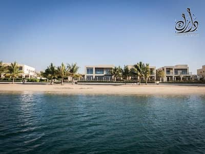 تاون هاوس 4 غرف نوم للبيع في میناء العرب، رأس الخيمة - Luxury Beach-Front Villa| 10  years Post Handover PP | 10  years  Service fees