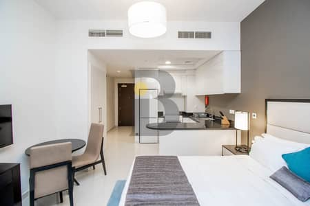 Brand New Studio | High Floor | Fully Furnished