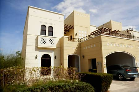 4 Bedroom Villa for Sale in Mudon, Dubai - Single row A type vacant on transfer close to park