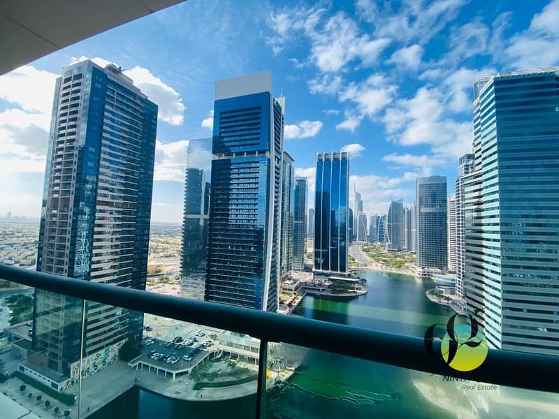18 Spectacular Views I 2Bedroom plus Maid's