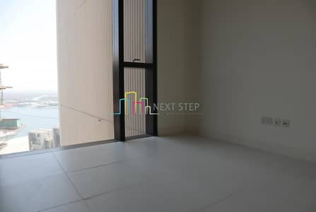 2 Bedroom Flat for Rent in Al Reem Island, Abu Dhabi - Upscale 2 Master BR with Maid's room & Balcony in C-18