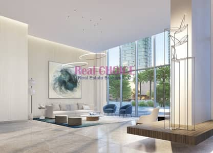 1 Bedroom Apartment for Sale in Dubai Harbour, Dubai - Palm and Pool view Beachfront/2% DLD waiver  off