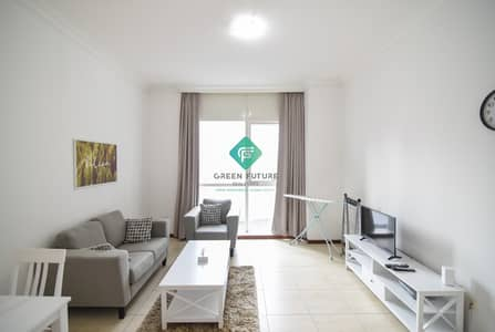 1 Bedroom Apartment for Rent in Jumeirah Lake Towers (JLT), Dubai - 1 Bed |Spacious Apartment | Brand New Furnished | MAG 214