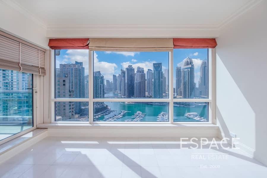 12 Full Marina View | 2 Beds | Study | Emaar 6