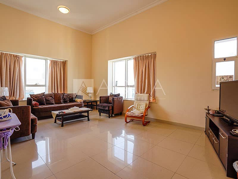 2 Fantastic View from Balcony | Fully Furnished