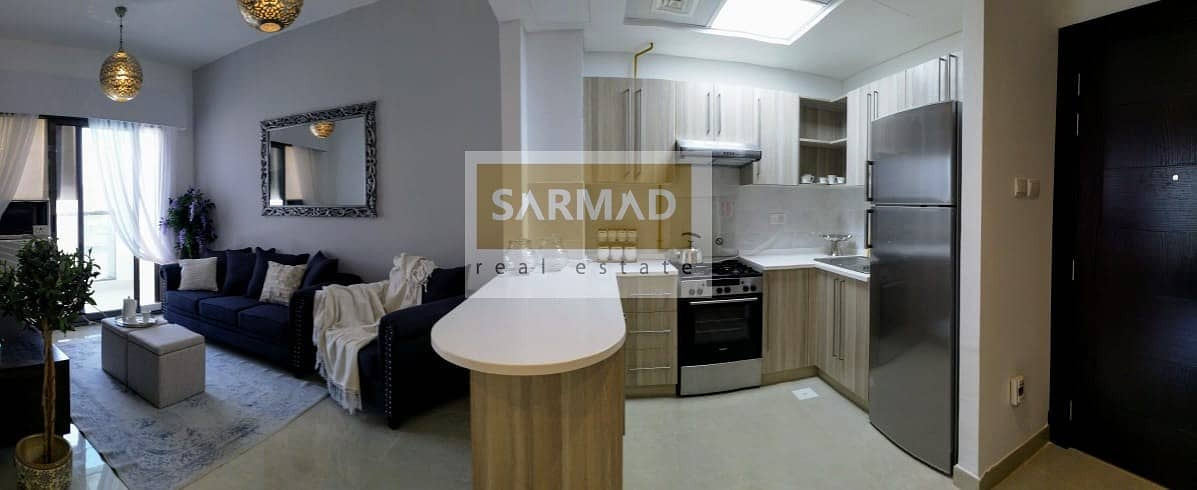 2 Monthly Rent Beautiful 2 Bedroom Apartment  in Green Diamond