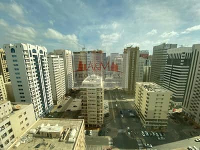 3 Bedroom Flat for Rent in Tourist Club Area (TCA), Abu Dhabi - Newly Renovated: 3 Bedroom Apartment with Store room and Balcony in TCA 70000 only.!