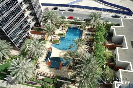 1 Bedroom Flat for Rent in Downtown Dubai, Dubai - One Bedroom | Unfurnished | March 1st