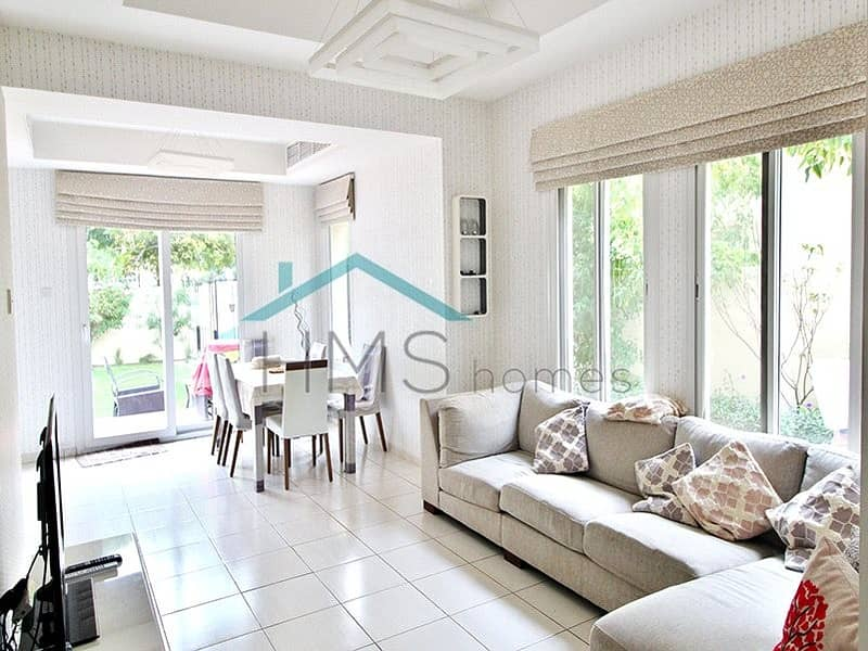 Stunning 3E 3-Bed & Study in Springs 7