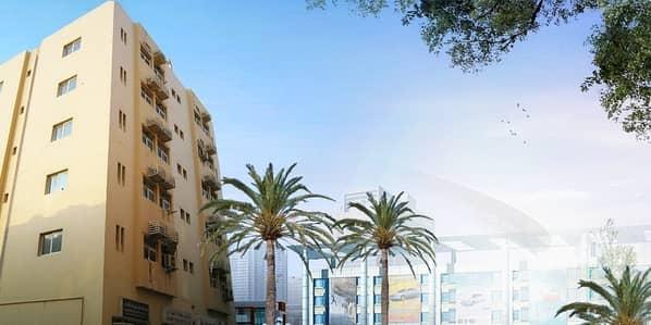 استوديو  للايجار في النباعة، الشارقة - Studio Flat in Al Nabbah area opposite Dubai Islamic Bank