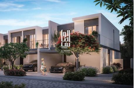 Luxurious 3 BR Villa with 5 YRS payment plan!