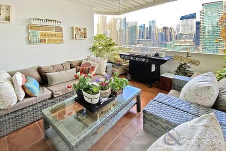 2 Bedroom Flat for Sale in Dubai Marina, Dubai - Full Marina View | Vacant | Large 2 Bed