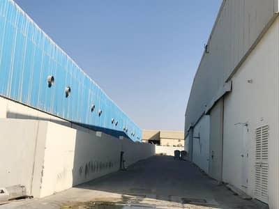 مستودع  للايجار في السجع، الشارقة - 5165 SQFT WITH OFFICE ROOMS IN SAJAA AREA