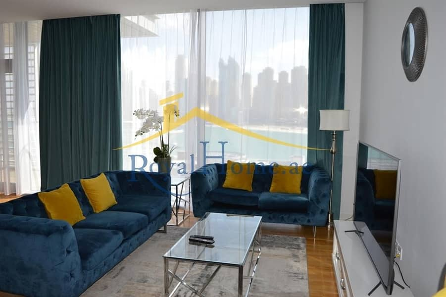 LUXURY BRAND NEW 3BR+ M | Fully Furnished