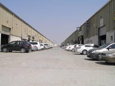 مستودع  للايجار في المنطقة الصناعية، الشارقة - 3900 sqft warehouse available in Industrial Area 13