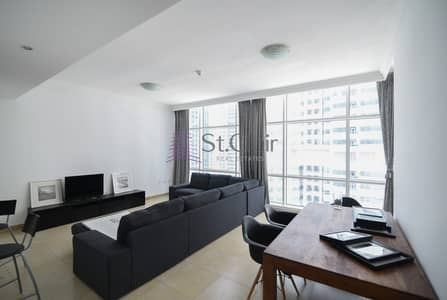 2 Bedroom Flat for Sale in Dubai Marina, Dubai - Spacious En Suit 2BR+Store on Middle Floor