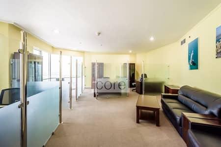 مکتب  للايجار في شارع الشيخ زايد، دبي - Furnished Office | Ready for Occupancy