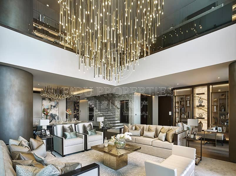 LA Style Triple Penthouse in One at The Palm