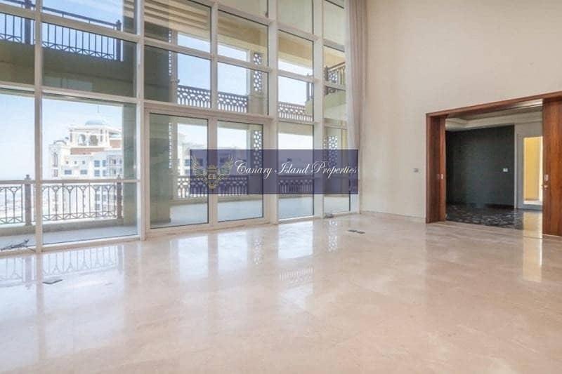 2 Luxury Duplex Penthouse Facing Palm Jumeirah