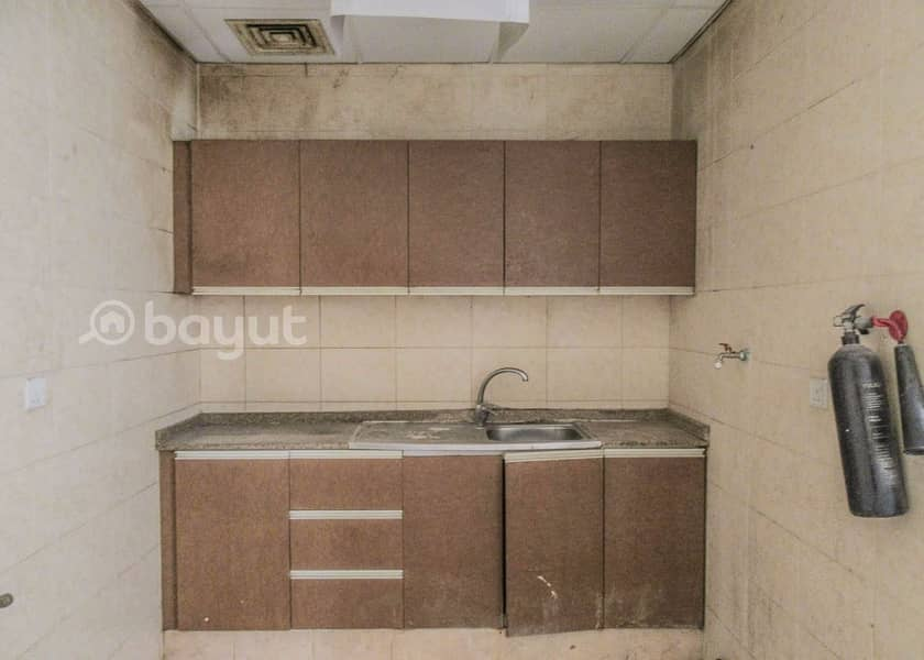 2 Studio type Labor room available in Industrial area no.12