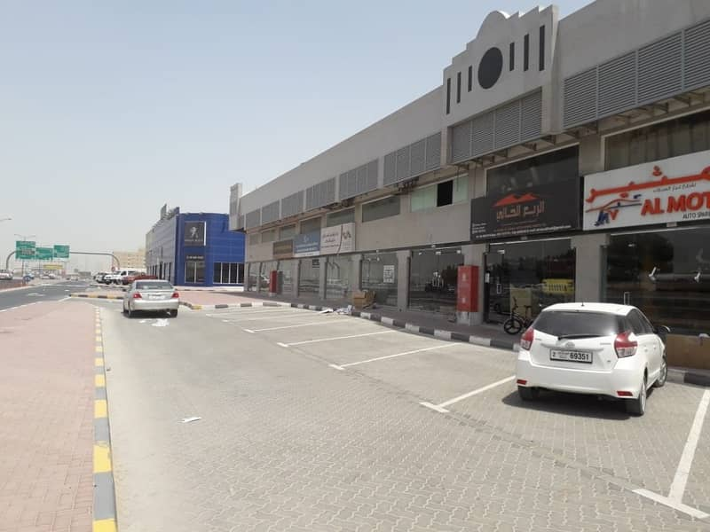 2 SHOP AVAILABLE IN INDUSTRIAL AREA PRIME LOCATION