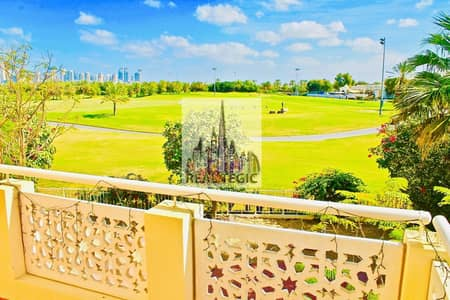 5 Bedroom Villa for Rent in The Meadows, Dubai - Golf Course View | 5BR+Study+Maidsroom | 210K Only