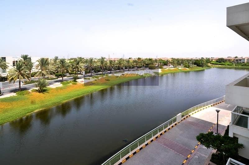 2 Full Lake View | DLD fee Waived | No Brokerage