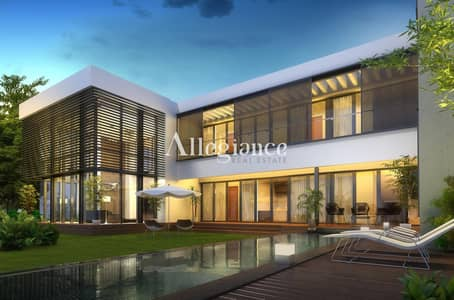 5 Bedroom Villa for Sale in Mohammad Bin Rashid City, Dubai - Luxury Villas I Unique Forest Style Living