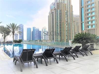 1 Bedroom Apartment for Sale in Dubai Marina, Dubai - Spacious 1BHK at Dubai Marina Accessible to metro.