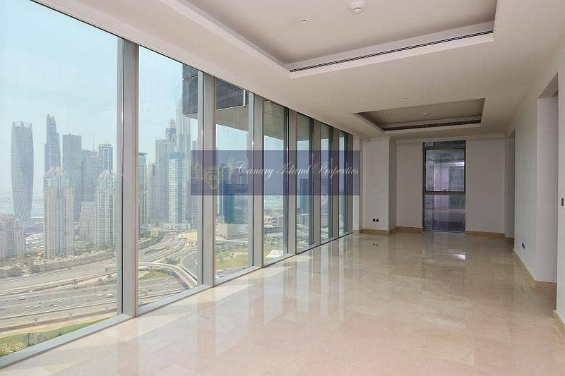 2 Full Floor Luxurious Penthouse | No Commission