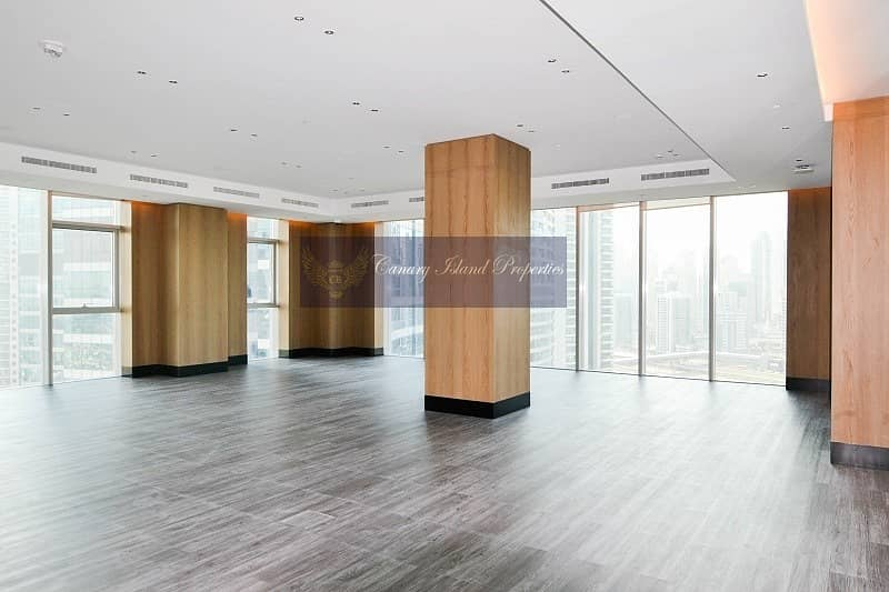 Live Luxury   Only One Full Floor Penthouse for Rent Save