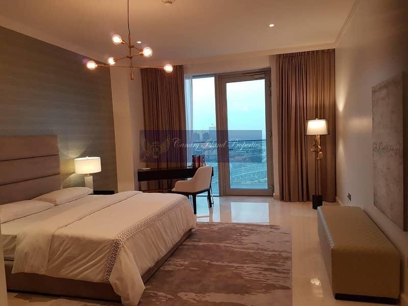 No Agency Fees | Burj Al Arab & Golf View | Ready To Move
