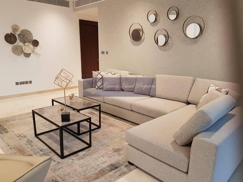 2 No Agency Fees | Burj Al Arab & Golf View | Ready To Move